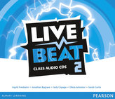 Live Beat 2 Class Audio CDs