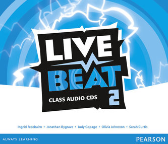 Live Beat 2 Class Audio CDs - Bygrave Jonathan