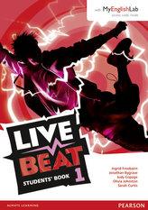 Live Beat 1 Student Book & MyEnglishLab Pack