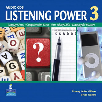 Listening Power 3 Audio CD
