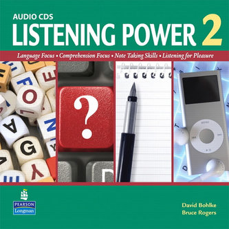 Listening Power 2 Audio CD