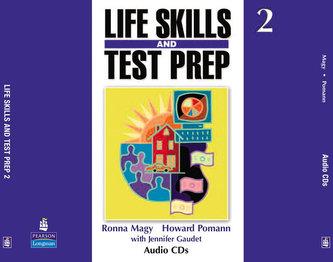 Life Skills and Test Prep 2 Audio CDs