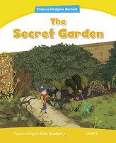 Level 6: Secret Garden