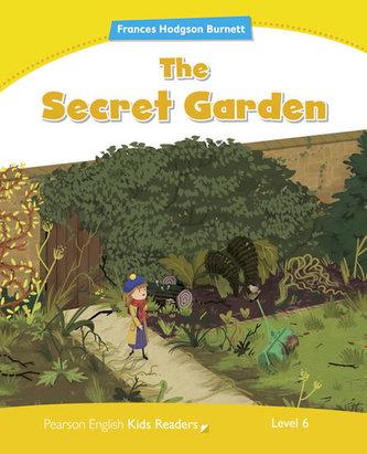 Level 6: Secret Garden - Melanie Ellis, Caroline Laidlaw, Peter Madgyes, Christopher Ryan