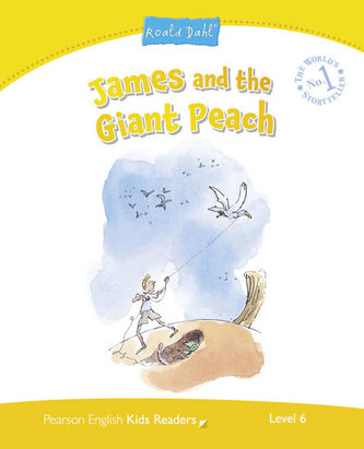 Level 6: James and the Giant Peach