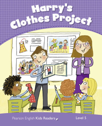 Level 5: Harry´s Clothes Project CLIL