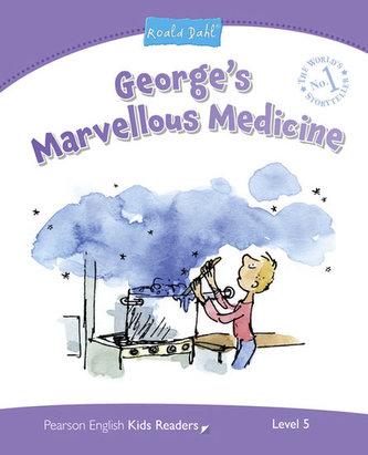 Level 5: George´s Marvellous Medicine