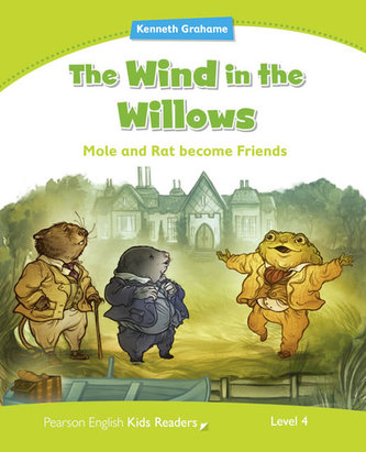 Level 4: The Wind in the Willows - Bell-Williams, Melanie