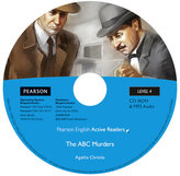 Level 4: The ABC Murders Book and Multi-ROM with MP3 Pack