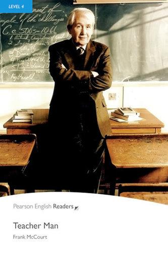 Level 4: Teacher Man Book and MP3 Pack