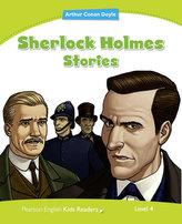 Level 4: Sherlock Holmes Stories