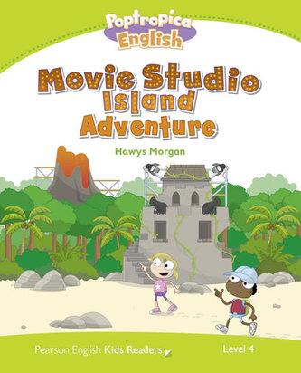 Level 4: Poptropica English Movie Studio Island Adventure - Morgan Hawys