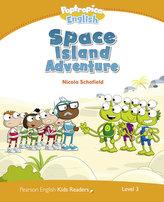 Level 3: Poptropica English Space Island Adventure