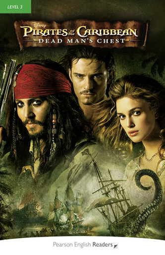 Level 3: Pirates of the Caribbean 2: Dead Man´s Chest Book and MP3 Pack - neuveden