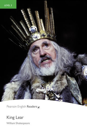 Level 3: King Lear Book and MP3 Pack