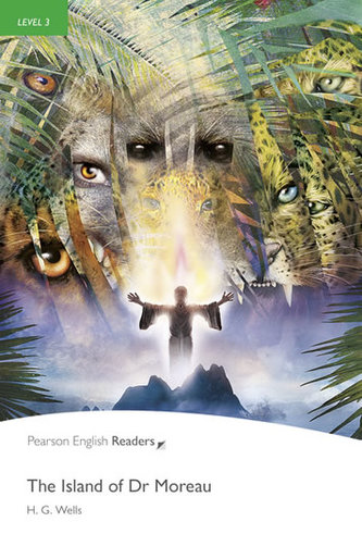 Level 3: Island of Dr. Moreau Book and MP3 Pack