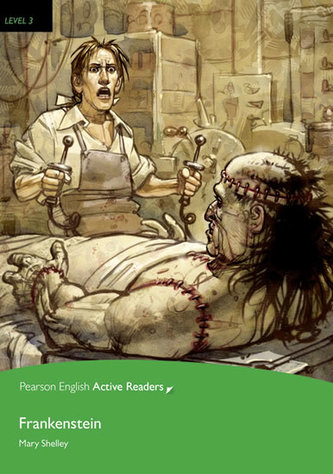 Level 3: Frankenstein Book and Multi-ROM with MP3 Pack