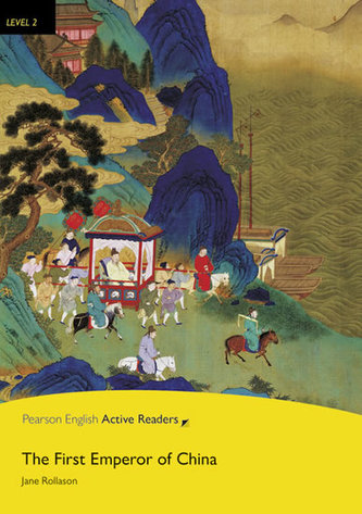 Level 2: The First Emperor of China Book and Multi-ROM with MP3 Pack