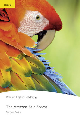 Level 2: The Amazon Rainforest Book and MP3 Pack