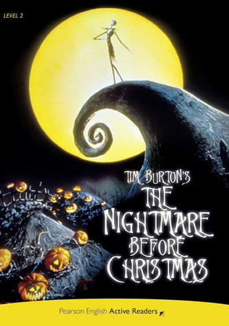 Level 2: Nightmare before Christmas Book and Multi-ROM with MP3 Pack
