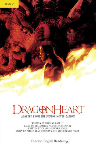 Level 2: Dragonheart Book and CD Pack - Gabriel Adriana