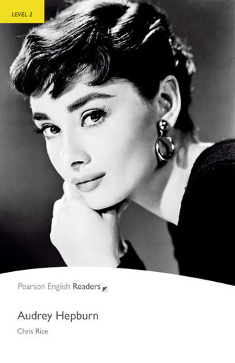 Level 2: Audrey Hepburn Book and MP3 Pack - Rice, Christopher