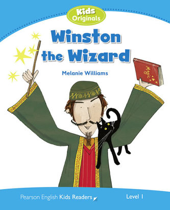 Level 1: Winston the Wizard