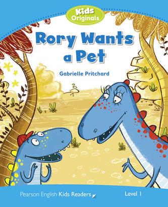 Level 1: Rory Wants a Pet - Danae Kozanoglou, Jeanne Perrett, Charlotte Covill, Gabrielle Pritchard, Tessa Lochowski