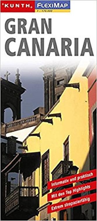 Gran Canaria/Fleximap 1:170T KUN