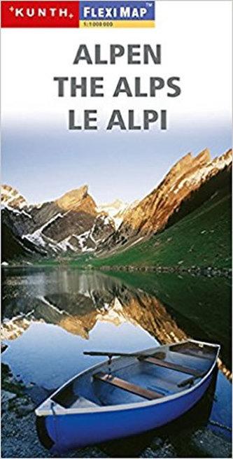 Alpen/Fleximap 1:1M KUN