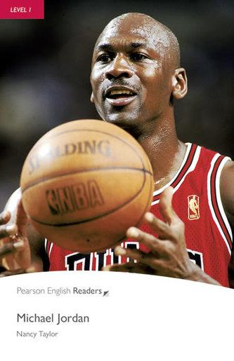 Level 1: Michael Jordan Book and CD Pack - Rosenbergová Nancy Taylor