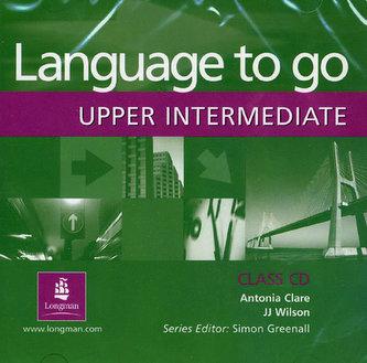Language to Go Upper Intermediate Class CD - Clare, Antonia