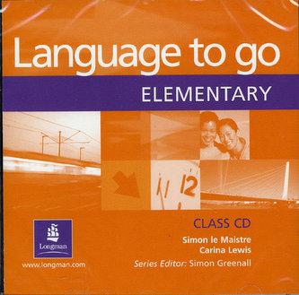 Language to Go Elementary Class CD - Le Maistre Simon
