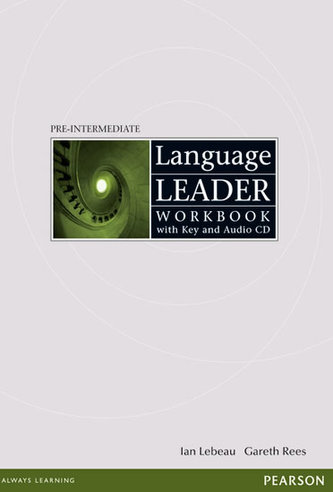 LANGUAGE LEADER Pre-Intermediate Workbook with Audio CD and key - Náhled učebnice