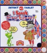Detský tablet - I speak english!