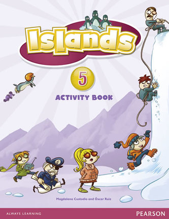 Islands Level 5 Activity Book plus pin code - Custodio Magdalena