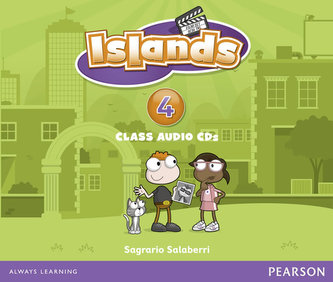 Islands Level 4 Audio CD for Pack - Paretsky, Sara