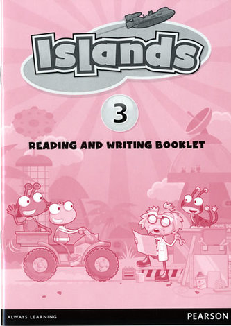 Islands Level 3 Reading and Writing Booklet - Powell Kerry
