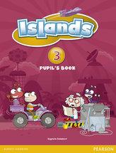 Islands Level 3 Pupil´s Book plus pin code