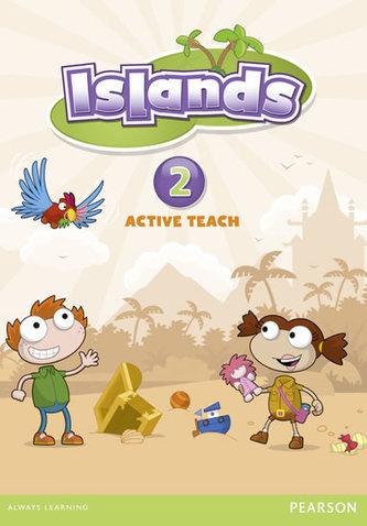 Islands Level 2 Active Teach - neuveden