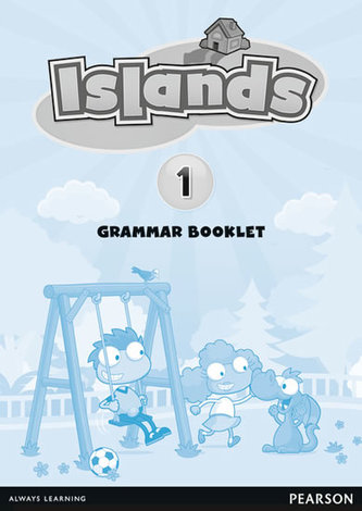 Islands Level 1 Grammar Booklet - Powell Kerry
