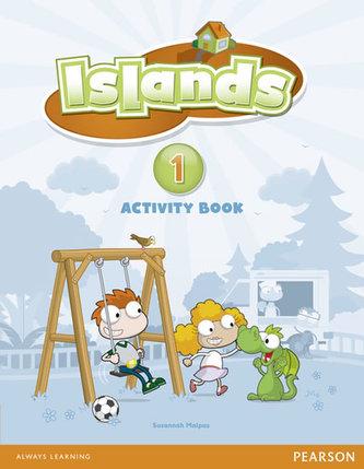 Islands Level 1 Activity Book plus pin code - Malpas Susannah