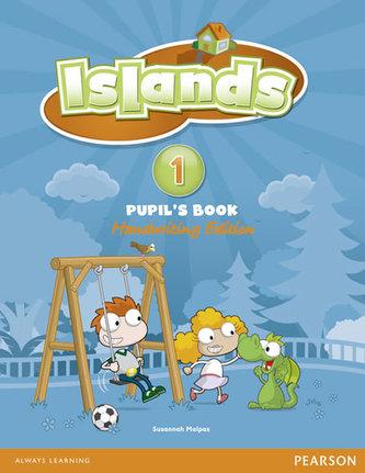Islands handwriting Level 1 Pupil´s Book plus pin code - Malpas Susannah