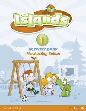 Islands handwriting Level 1 Activity Book plus pin code - Malpas Susannah
