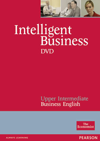 Intelligent Business Upper Intermediate DVD - neuveden