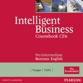 Intelligent Business Pre-Intermediate Course Book CD 1-2