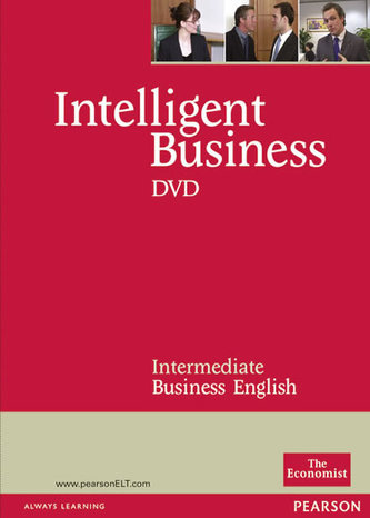 Intelligent Business Intermediate DVD - neuveden
