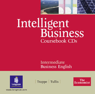 Intelligent Business Intermediate Course Book CD 1-2 - Trappe, Tonya