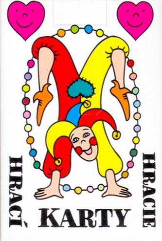 Hrací karty Pohádkové motivy - neuveden