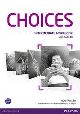 Choices Intermediate Workbook & Audio CD Pack